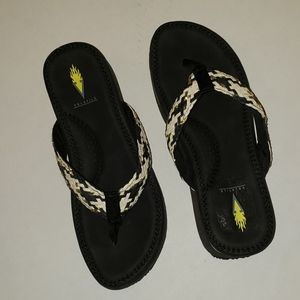 ⚡Volatile Platform Sandals